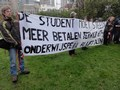 Droevendalers protest in The Hague against new educational plans
